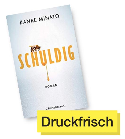 Buchtitel Schuldig © Bertelsmann Verlag