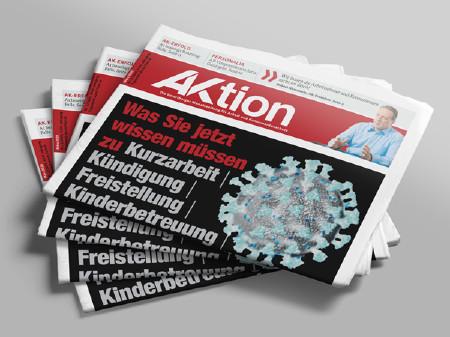 AKtion Zeitungsstapel © AK Vbg