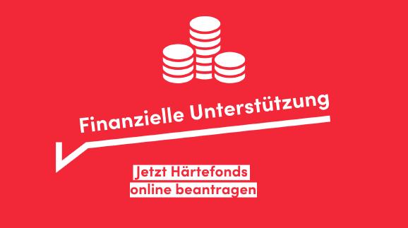 Jetzt Härtefonds online beantragen © AK Vorarlberg