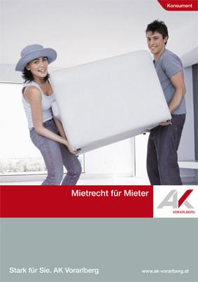 Mietrecht für Mieter © AK-Vorarlberg, AK-Vorarlberg
