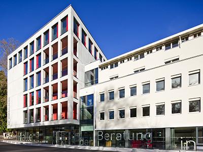 AK Vorarlberg - Gebäudeansicht © Dietmar Walser, Fotograf