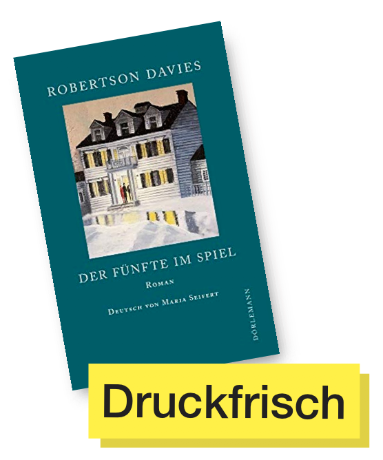 Buchcover © Dörlemann
