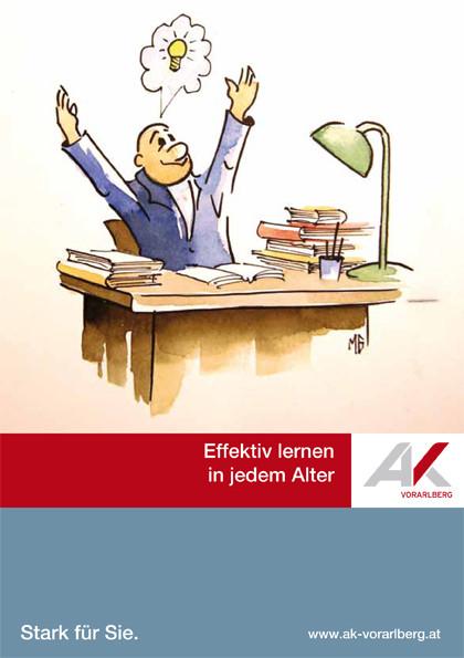 Effektiv Lernen in jedem Alter, Titelbild, 2011 © AK, AK