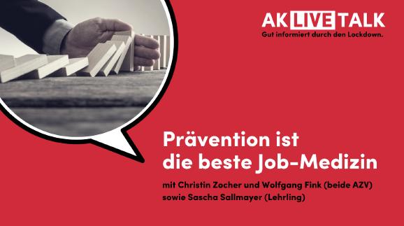 AK Live-Talk vom 11.3.2021 © Canva