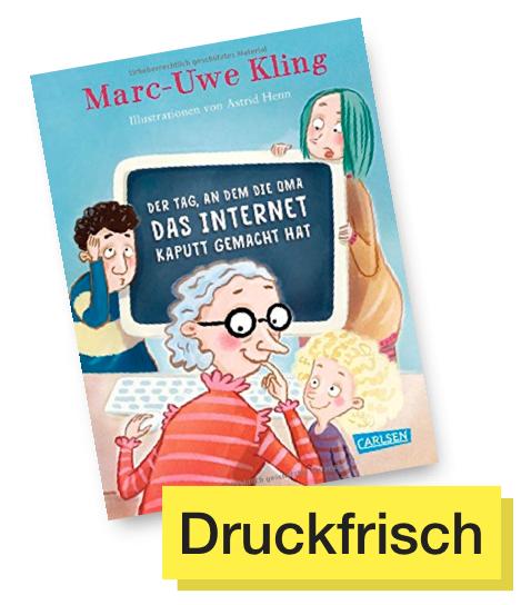 Buchcover © Carlsen Verlag