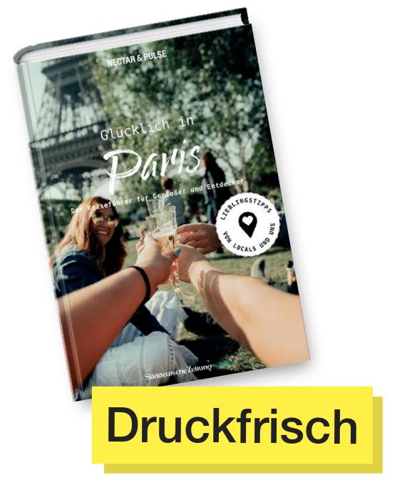 Buchcover © Süddeutsche Zeitung Edition