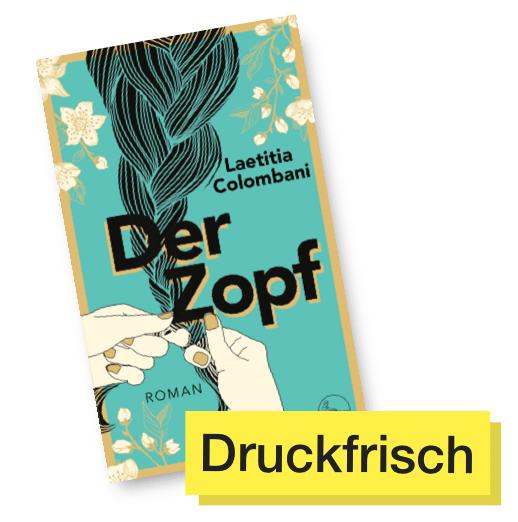 Buchcover Der Zopf © Fischer Verlag