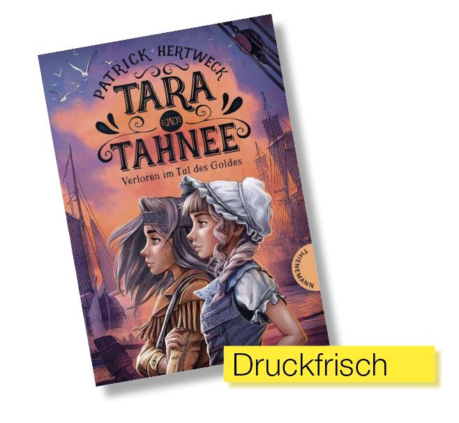 Buchtitel Tara und Tahnee © Thienemann Verlag