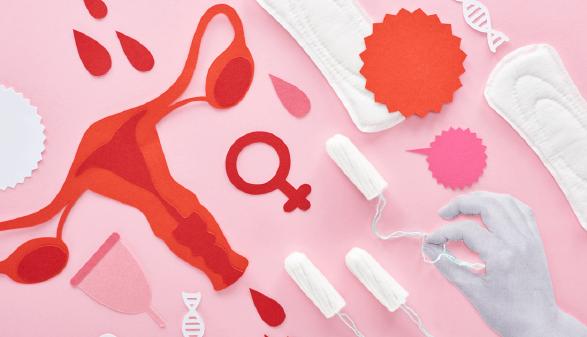 Menstruation am Arbeitsplatz ist noch immer ein großes Tabuthema. © Adobe Stock, LIGHTFIELD STUDIOS