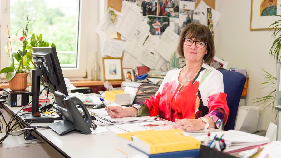 Dr. Brigitte Hutterer © Jürgen Gorbach, AK