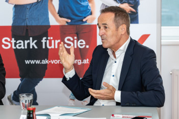 Bilder von der Pressekonferenz am 11.4.2019 © AK Jürgen Gorbach