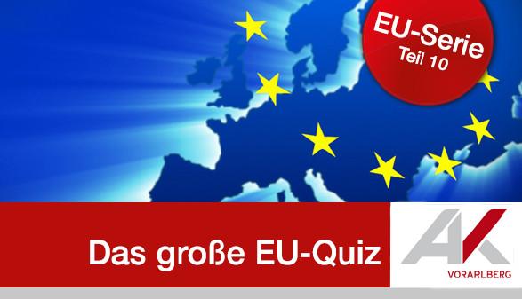 Das große EU-Quiz © norman blu, fotolia.de