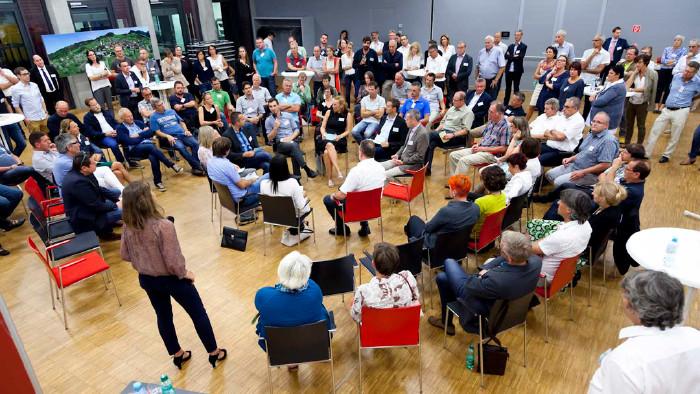 Erstes Treffen der Pioniere der Arbeit © Jürgen Gorbach, AK Vbg.