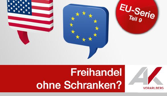 EU Serie - Freihandel © guukaa, fotolia.de