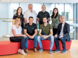 Team AK-Wahl 2019 © AK Vbg.