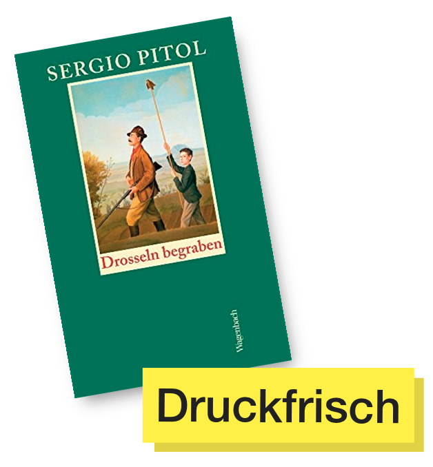 Buchcover © Wagenbach