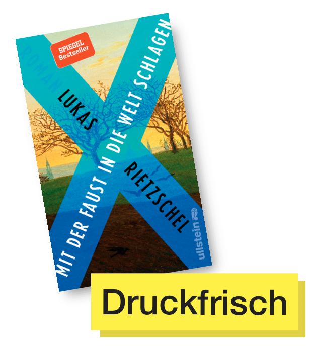 Titelcover © Ullstein Verlag