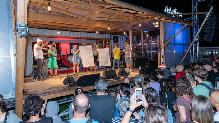 """Das Manifest der Arbeit kam Samstagnacht ans Licht: So wollen wir künftig """"schaffa"""". © AK"""
